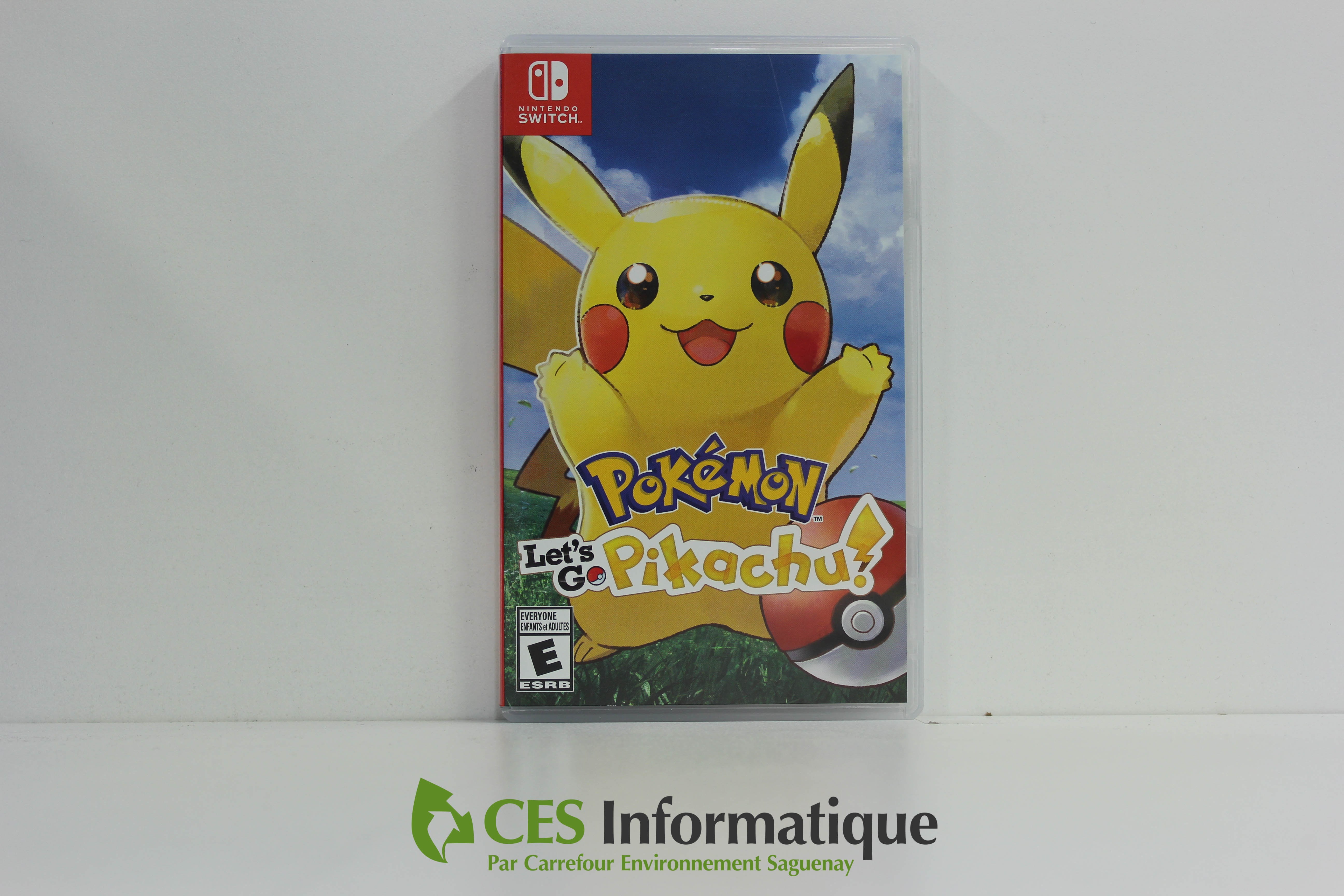 Pokemon Let's Go - Carrefour.fr